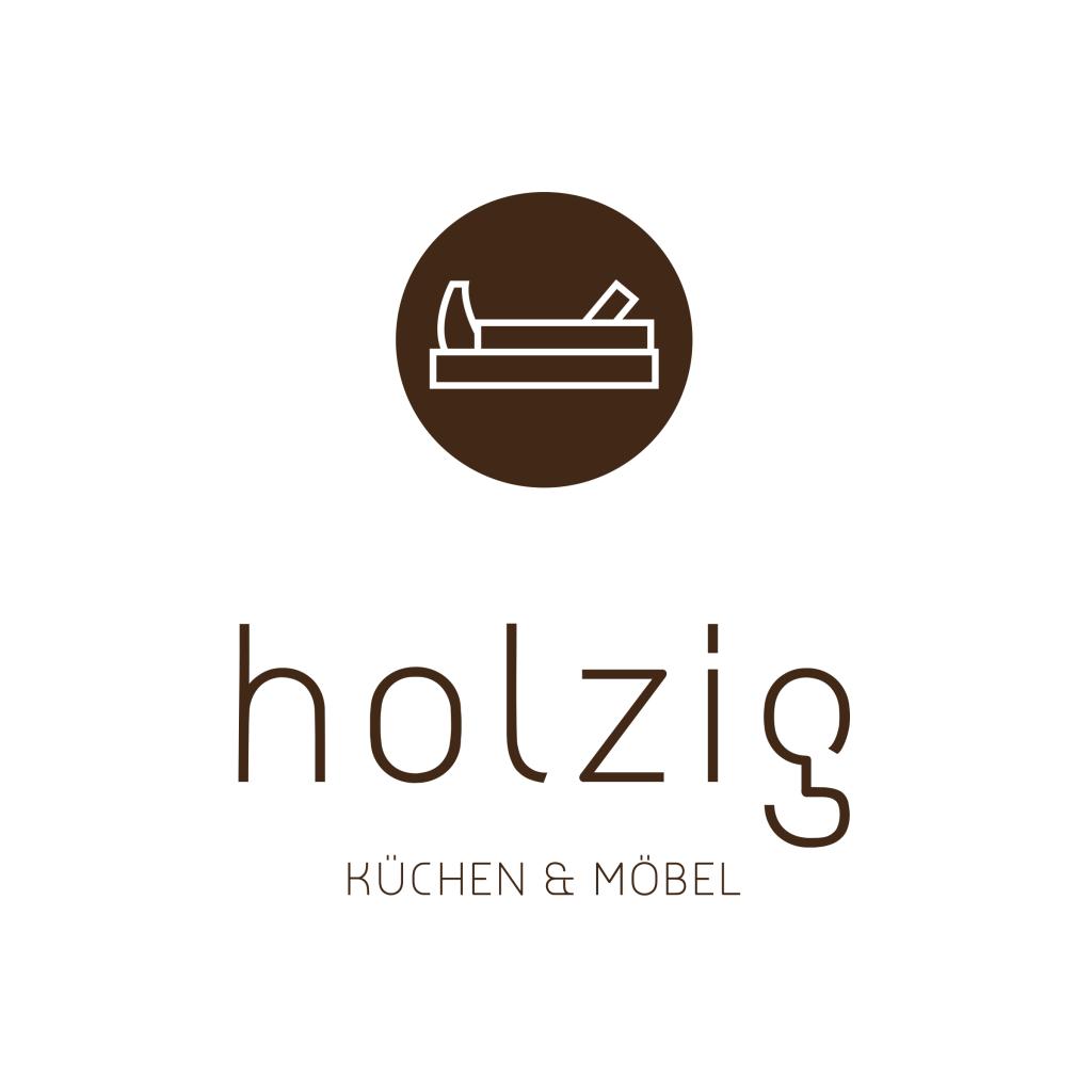 holzig Küchen und Möbel Logo